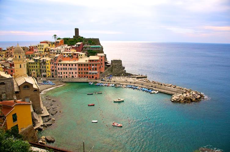 La Spezia Italy  city photos : Italy. Cinque Terra. La Spezia, Riomaggiore, Manarola, Corniglia ...